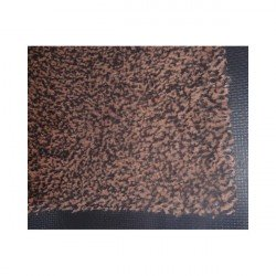 Tapis nylon haute performance bronze 85*150